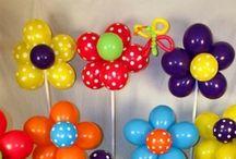 It's a celebration  / Party time / by Chrissy Cadogan