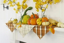 Fall Decor Ideas! / Here are some of our favorite mantel decor ideas we gathered for the Fall season. Happy Pinning! / by Heatilator Fireplaces