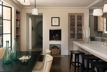 Contemporary Style / Beautiful, sleek contemporary rooms that we've found on some pin-friendly sites, plus a few of our own fireplaces to complete the look! / by Heatilator Fireplaces