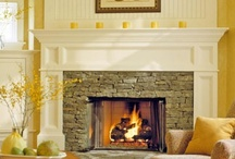 Stone Hearths / Beautiful ideas we've seen on pin-friendly sites for creating a stone hearth to suit your home! / by Heatilator Fireplaces