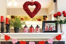 Valentine's Day Mantels / We found these love-able mantels on some of our favorite pin-friendly sites! / by Heatilator Fireplaces