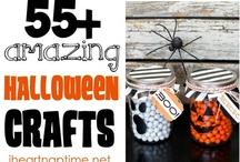 Halloween Crafts / by Cheri Burris