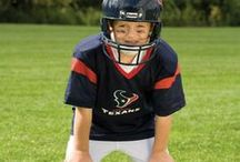 NFL Inspiration for Kids / Football season is coming up! Get the family ready for it with Franklin's NFL (and College) Licensed Team Gear and football training products. Check out the other tailgating activities and snacks we've also gathered to get you and your kids inspired for the upcoming season! / by Franklin Sports