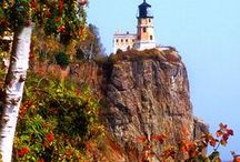 Lighthouses / by Kathy Cleveland
