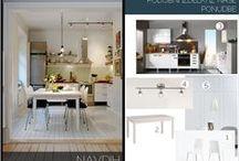 To nas inspirira! - This inspire us! / Nas zanima pohištvo, dizajn in notranje oblikovanje - All about furniture and design! / by Opremisidom.com
