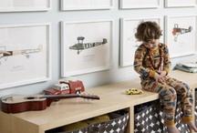 Children's room / by M K