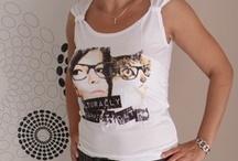 Cat Clothes ... Trends with small or big Cats / Hier pinne ich alles, was mit Klamotten oder Accessiores mit Katzen - oder Tigerprints zu tun hat. / by shoppingmauz