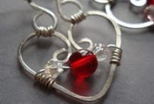 Wire and wire wrapping / by Renee Thomas