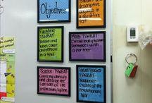 Ideas for the classroom / by Rosalina Baez