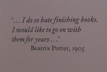 Beatrix Potter / by Sharon Cockrum