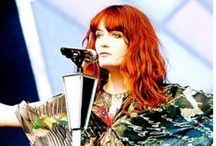 Go With The FLO / Ode to the Talented, Delightful, Effervescent, Indomitable, Addictive, Lovely FLORENCE WELCH. / by Road Runner