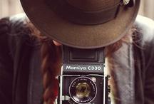 Vintage Cameras / by Susan McAnany Photography