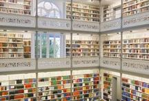 Bibliotecas / by Jesus Sombrero Rodriguez