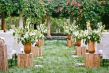 Ceremony / Ideas for Wedding Ceremony / by Lauren Czirr