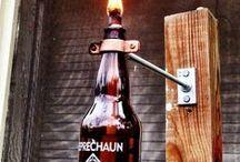 Bottle Projects  / Fun Leprechaun Cider DIY  / by Leprechaun Cider Company