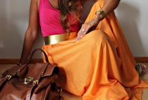 Maxi Skirts / by Denise Alice