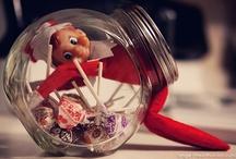 Elf on the shelf :) / by Jessica
