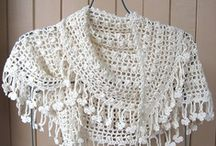 Crochet Accessories / by Jill
