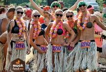 Team Costume Ideas / Get mucky with your team in some crazy costumes for MuckFest™ MS! / by MuckFest MS