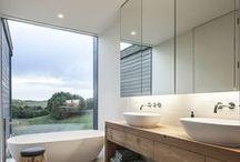 Bathroom / Bathrooms are not always for bathing! / by Stephanus Mardianto