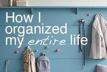 Organization! / by Dawn Roberson