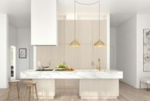 INTERIORS: Kitchens & Culinary Destination Spaces / by Sara Cosgrove
