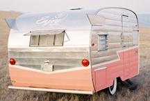 Lulu loves vintage trailers / by Lulu Bliss {Dolin}