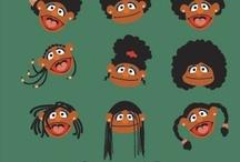I Love My Hair / by Tyi Jarrett