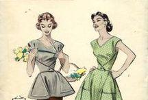 Lulu's sewing inspiration / by Lulu Bliss {Dolin}