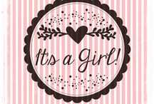 Baby girl <3 / Future baby girl shenanigans. Baby shower ideas & nursery decorations for my little girl.  / by Nathaly Valle