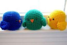 Crochet / by Lizzy Harris