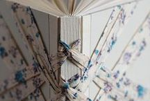 All about bookbinding / Books, notebooks, diaries, boxes, jackets, tutorials... everything realted to handboud books and handmade bookbinding. Find your inspiration / by Pauline Paulette