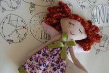 Dolls / by Marina Yurchak