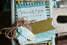Thank You / Thank You projects from the i {heart} papers design team and guests. / by i {heart} papers