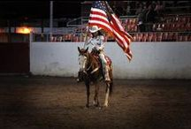 Cowboy Up / by Trisha Peoples