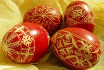 Romanian Easter Eggs / by Stela Angelescu