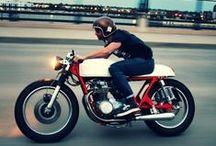 Motorcycles / by Minanda Minanda