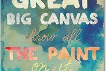 "interior impact, through color... / ""Creativity is intelligence having fun""...                                                                                  Albert Einstein / by of beauty"