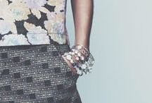 Pattern Mixing / A Coronet Girl is not afraid to mix things up with her wardrobe. / by Coronet Diamonds