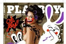 IN THE ISSUE: Cover Versions / by Playboy