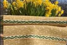 Handwoven rugs / by Vladka Cepakova
