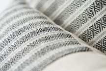 Handwoven pillows / by Vladka Cepakova