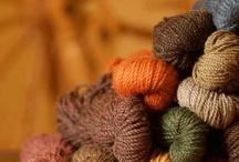 Natural dyeing / by Vladka Cepakova