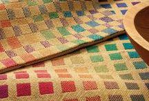 Weaving - double / by Vladka Cepakova