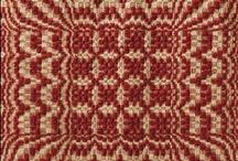 Weaving - Overshot / by Vladka Cepakova