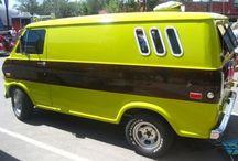 Boogie Vans / by Dustin Wyatt