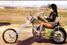 Classic Choppers, Trikes, Cafe Racers, Bobbers, and etc. / by Dustin Wyatt