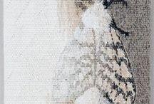 Weaving - tapestry / by Vladka Cepakova
