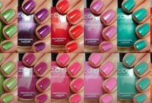 Nail Polish Swatches / A collection of nail lacquers and polishes to pique your interest... / by Madame Lash
