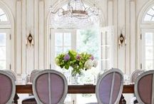 Dining Areas / by Richelle Milton